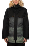 20/21 686 Womens Dream Insulated Jacket Moss Fade