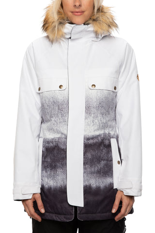 20/21 686 Womens Dream Insulated Jacket White