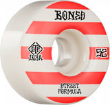 BONES STF Patterns V4 Wide 52mm and 53mm 103A