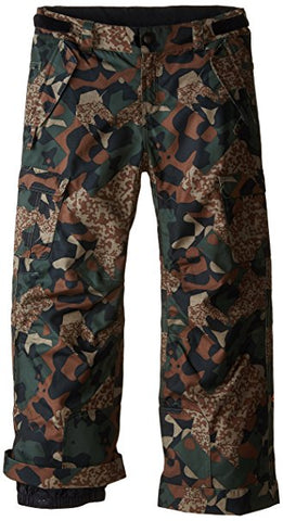 686 Youth All Terrain Insulated Snowboard Pant Army