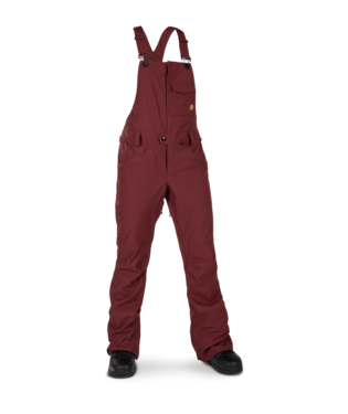 19/20 Volcom Womens Swift Bib Overall SCR