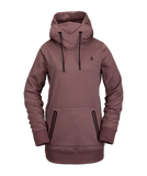 20/21 Volcom Spring Shred Hoody Rose Wood