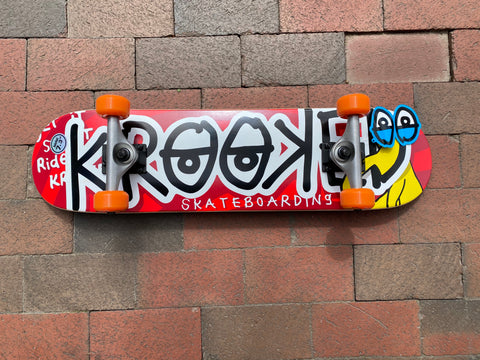 "Krooked 7.3"" mini complete"