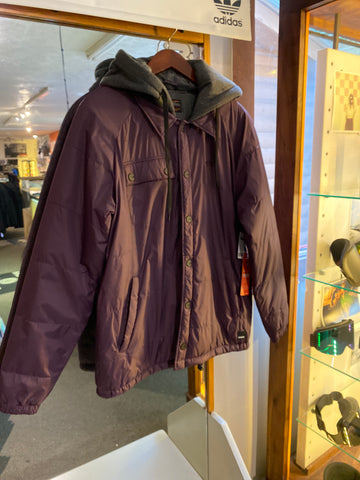 19 Thirty Two W Camden Jacket Purple