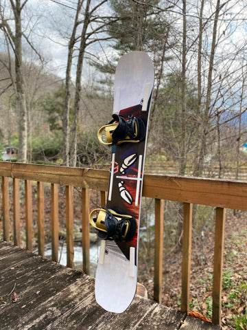 Demo a Never Summer Proto 2 157 w/ Union Bindings