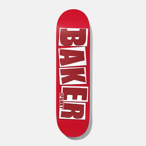 "Baker Kevin ""Spanky"" Long Brand Name Red 8.25"