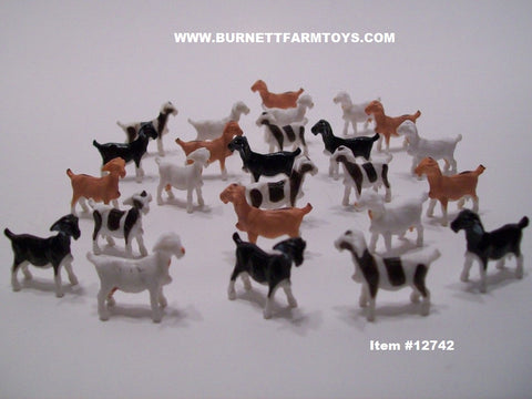 Item #12742 Goat Pack - 1/64 Scale