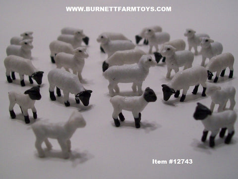 Item #12743 Sheep Lamb Pack - 1/64 Scale