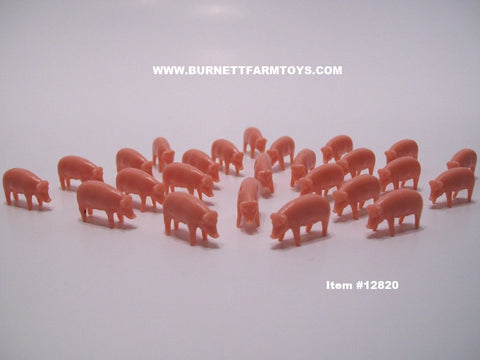 Item #12820 Pink Pig Pack - 1/64 Scale