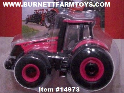 Item #14973 Case IH Pink Magnum 340 CVT with Duals