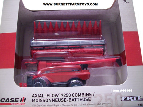 Item #44166 CIH Axial-Flow 7250 Combine