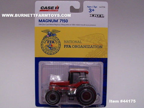 Item #44175 Case IH Magnum 7150 National FFA Organization Edition Tractor