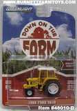 Item #48010-D Yellow 1988 Ford 5610 Tractor with Cab