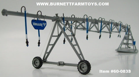 Item #60-0833 Valley Irrigation Center Pivot with Span and Drops