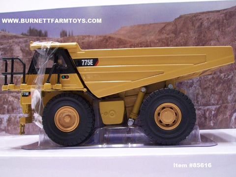 Item #85616 CAT 775E Off-Highway Truck