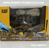 Item #85693 CAT 272D2 Skid Steer Loader and CAT 297D2 Compact Track Loader - 1/64 Scale