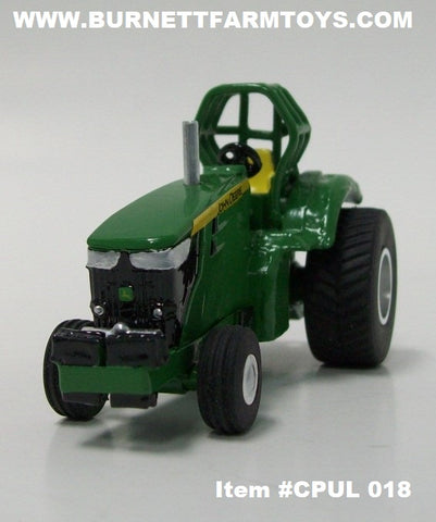 Item #CPUL 018 John Deere 7R Series Pulling Tractor with Roll Cage