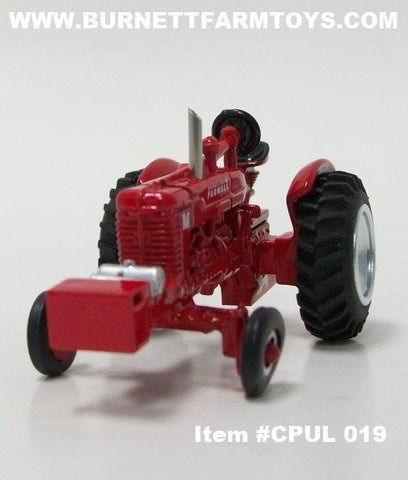 Item #CPUL 019 Farmall M Antique Pulling Tractor