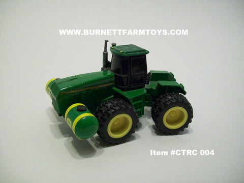 Item #CTRC 004 John Deere 8870 with Green Saddle Tanks