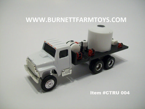 Item #CTRU 004 White Sprayer Truck