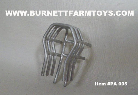 Item #PA 005 Formed Rollcage for Pulling Tractor - 1/64 Scale