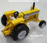 Item #SCT681 Minneapolis Moline G940 Wide Front Tractor