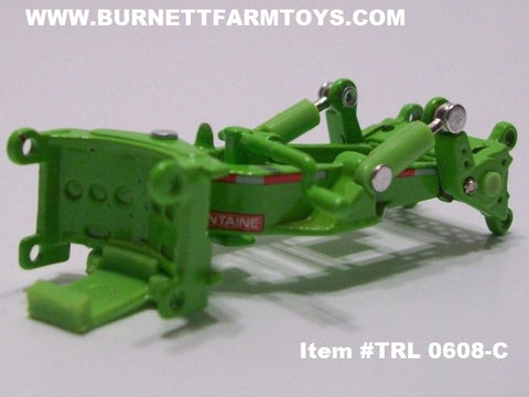 Item #TRL 0608-C Lime Green Fontaine Spreader