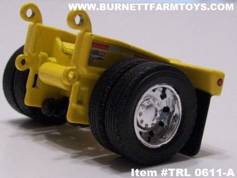 Item #TRL 0611-A Yellow Fontaine Flip Axle