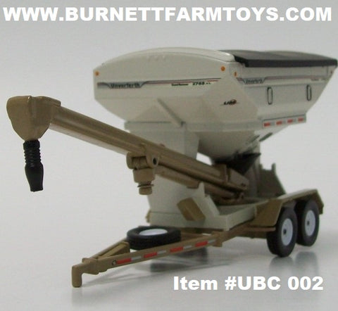 Item #UBC 002 Unverferth Tandem Axle 2755XL Seed Runner Tender