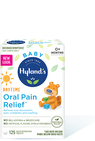 Oral Pain Relief Product