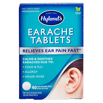 Load image into Gallery viewer, Hyland's Earache Tablets