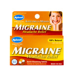Hyland's Migraine Headache Relief Tablets