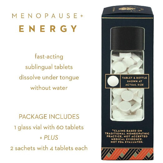 DOCTOR WISE Menopause + Energy