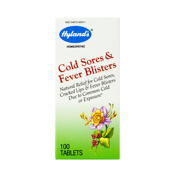 Hyland's Cold Sores & Fever Blisters Tablets