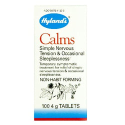 Hyland's Calms Tablets