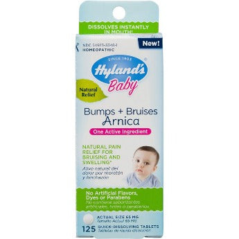 Hyland's Baby Bumps + Bruises Arnica