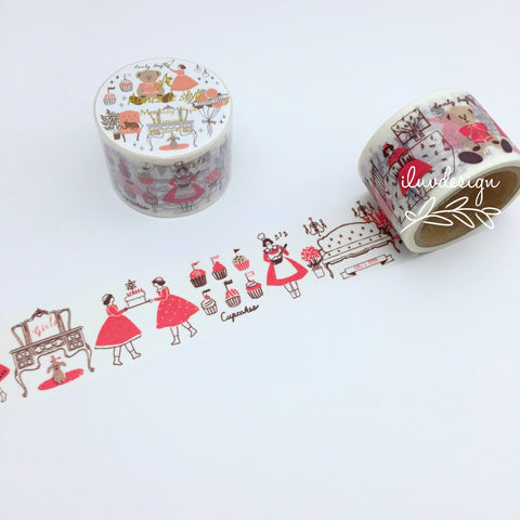 Pajamas Party Japanese Washi Tape Aimez le style