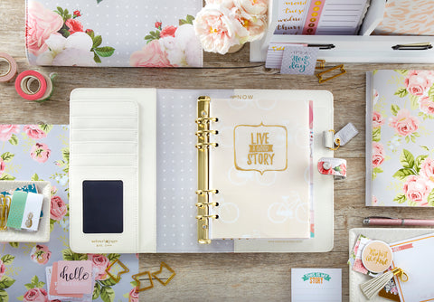 Webster's Pages Color Crush A5 Planner Kit