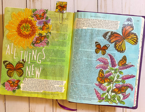 Amber Bolton Introduction to Creative Journaling
