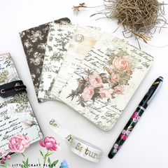 Make more room for your adventures with these Notebook Inserts for your Prima Traveler