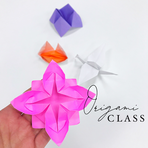 Origami Class at Little Craft Place