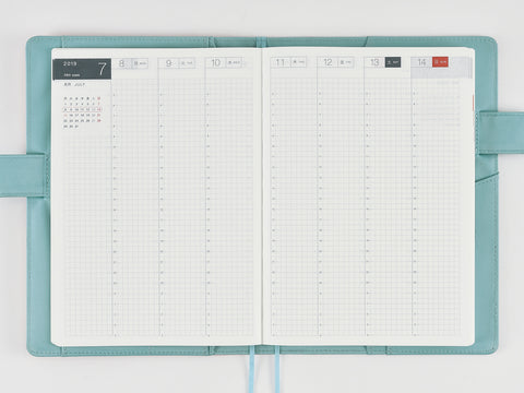 Hobonichi Techo Cousin A5 2019 Weekly Pages