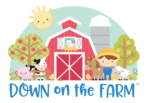 Down On The Farm Doodlebug Design