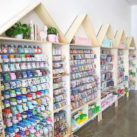 Japanese Stationery and Washi Tapes