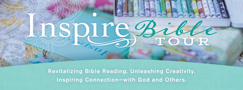 Inspire Bible Tour by Amber Bolton