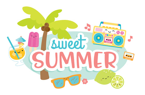 Doodlebug Sweet Summer