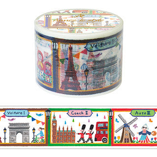 International Window Japanese Washi Tape Aimez