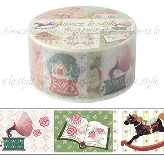 Old Memory Japanese Washi Tape Aimez