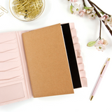 Just think of all the ways you can use your new journal: meal planning, exercise motivator, school work, planning activities for your family, and so much more.