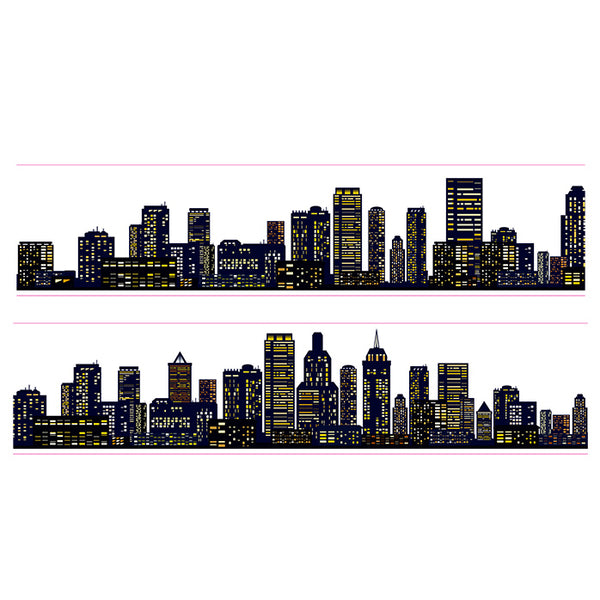 City Skylines Washi Tape